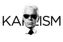 Karl Lagerfeld / by Kamakshi Sharma