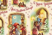 Vintage  wrapping  paper / by Pattie Mullen-Logan