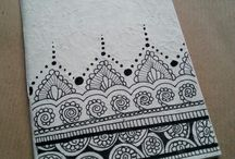 Notebook / Zentangles & co.