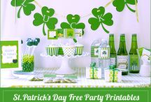 St party's day / by Marlene Sims
