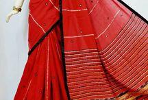 Bengal special-khes gurjari sarees