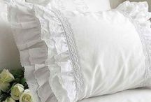 Pillows and linens