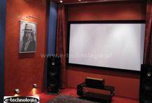 Oświetlenie kina domowego