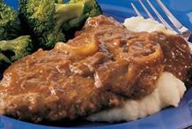 Beef Recipes / by Cheryl Racicot