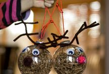 Ornaments for the girls to make
