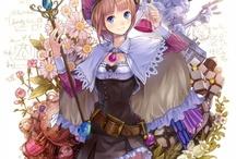 Atelier Games/ This artist!