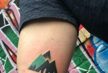 tatoo mountains