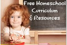 Homeschooling / by Raquel Haen