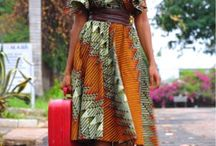 my thoughts on African fashion