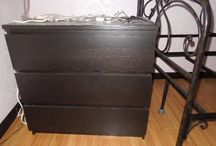 My repurposed dressers / by Cheryl Ford