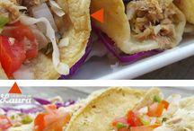 Recetas de platillos mexicanos