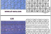 crochet diagram patterns