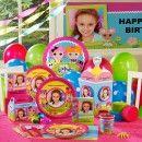 J's lalaloopsy birthday