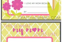 Special day crafts