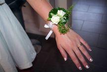 bracelet florale