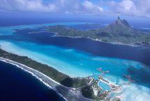 Tropical Travel Bucket List / by Debbra Brouillette