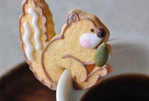 Tea Cookies cute