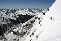 Backcountry skiing / Backcountry skiing & ski mountaineering in Colorado & beyond!