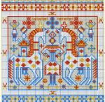 орнамент вышивки