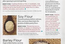 All about flour