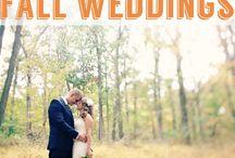 fall wedding >//<