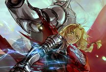 Fullmetal alchemist / brotherhood