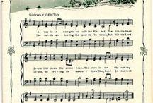 Crafty Crafts- Vintage Sheet Music