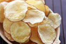 Chips assados