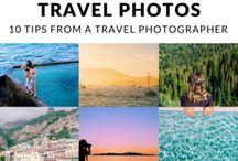 Travel Photography / Tips to take better travel photo's