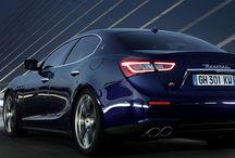 Maserati / Eleganza e sportività riassunte dalle vetture Maserati