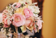 swoony wedding bouqs. / by Nine Blooms