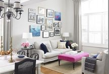 Living Room Style / by Lujo Living