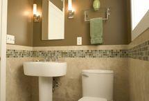 Bathroom Idea's / by Stacy Lindau