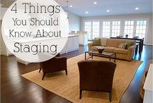 Home Staging Ideas / by Jeanie Hancock