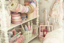 My Craft Room / by Bianca Flores Cervantes