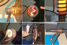 Induction Heater / Induction heater is used in brazing,melting,forging,hardening,welding and surface heating treatment etc. http://www.dw-inductionheating.com