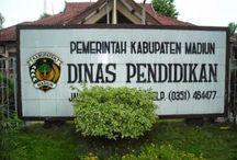 Alamat Sekolah di Kabupaten Madiun