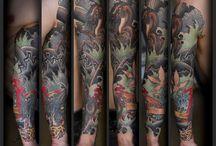 Tattoo для Андрюши