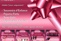 Soirées privées / OVJS (Où Vais-Je Sortir ?) Votre site de sorties et de loisirs franco-belge http://ovjs.forum-phpbb.ca
