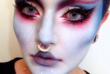 make up scenici