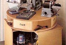 Aménagement et équipement atelier