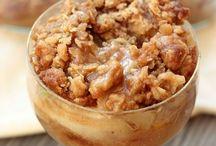 Dessert / Croustade aux pommes