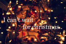 Did someone say Christmas / by Paula McClain Loewen