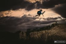 Mountain biking / Mtb  / by Brandon Munoz