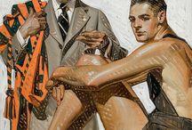 Joseph Christian Leyendecker (American illustrator, 1874-1951)