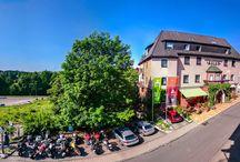 Außenperspektive / Das Flair Hotel Adler