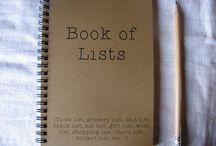 Wish List / by Elaina Morrigan