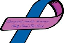 Rheumatoid Arthritis-Let's Bring Awareness! / Living with illness is rough and not many ppl know what it is or how it can affect someone's life I just want to bring awareness to this illness / by Crystal Lopez