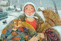 Olga Velichko art