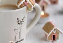 Christmas food and nibbles